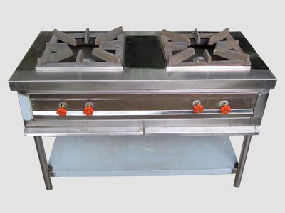 Double Burner Oven With Shelf, Double Burner Oven With Shelf Manufacturer